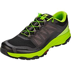 Salomon XA Discovery Shoes Men black/lime green/magnet